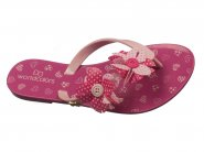 Chinelo World Colors Pink SUMMER 022.043