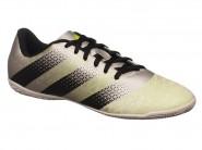 Chuteira Adidas Indoor / Futsal Prata Preto ARTILHEIRA IN H68336