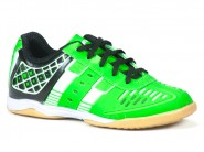 Chuteira Dray Indoor / Futsal Verde Preto 105.67.10