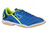 Chuteira Dray Indoor / Futsal Azul Verde Limao 353.15.24.83