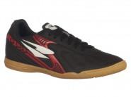 Chuteira Dray Indoor / Futsal Preto Vermelho 401.10.14.91
