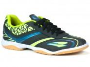 Chuteira Dray Indoor / Futsal Preto Verde 352.10.24