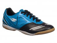 Chuteira Dray Indoor / Futsal Azul Preto 360_M