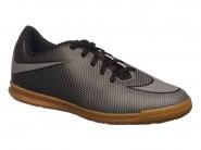 Chuteira Nike Indoor / Futsal Chumbo BRAVATA IC 844438