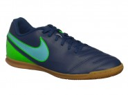Chuteira Nike Indoor / Futsal Azul TIEMPOX RIO 3 819234