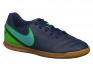 Chuteira Nike Indoor / Futsal Azul TIEMPOX RIO 3 819196