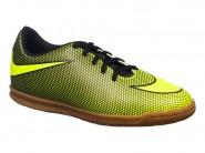 Chuteira Nike Indoor / Futsal Tênis Bravata Amarelo BRAVATAX II 844438