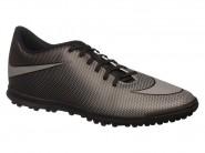 Chuteira Nike Society Bravata Chumbo Preto BRAVATAX II TF844437