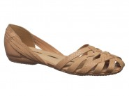 Sandalia Bottero Rasteira Huarache Brown Sugar 261304
