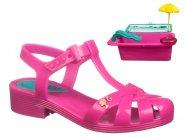 Sandalia Grendene Pink BARBIE FESTA 21600