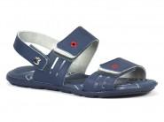 Sandalia Pe Com Pe Marinho 35100