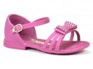 Sandalia Pe Com Pe Pink 32089