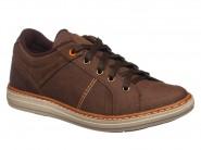 Sapatenis Strikwear Com Cadarço Marrom 522202