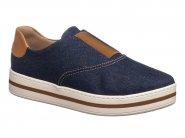 Sapatenis Usaflex Jeans X9814/50