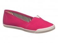 Sapatilha Molekinha Alpargatas Pink 2505.103