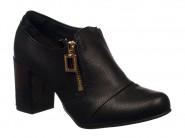Sapato Bebece Preto 6514-223
