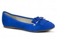 Sapato Beira Rio Mocassim Azul 4098.436