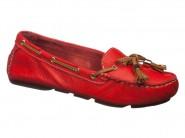 Sapato Bottero Mocassim Vermelho 258101