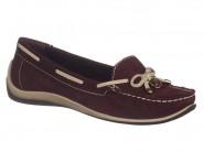 Sapato Bottero Mocassim Vinho 250001