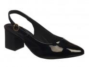 Sapato Comfortflex Chanel Preto 1754303