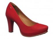 Sapato Dakota Vermelho B8261