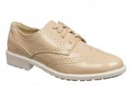 Sapato Facinelli Oxford Areia 51401