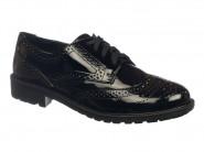 Sapato Facinelli Oxford Preto 51401