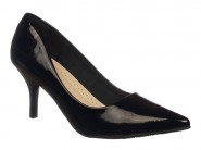 Sapato Facinelli Social Preto 62102