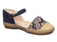 Sapato Kidy Marinho Jeans 027-0310