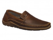 Sapato Mariner Mocassim Caramelo 26601-9