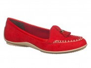 Sapato Mississipi Mocassim Coral X4371