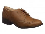 Sapato Modare Oxford Caramelo 7309.103