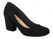 Sapato Moleca Preto 5300.100
