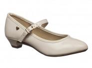 Sapato Molekinha Branco 2166.101