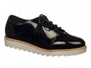 Sapato Molekinha Oxford Preto 2510.101
