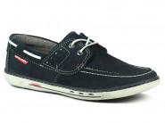 Sapato Pegada Dockside Marinho 15506.08