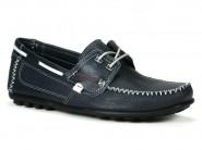 Sapato Pegada Dockside Mocassim Marinho 40107