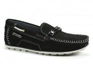 Sapato Pegada Mocassim Preto 40302