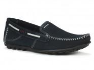Sapato Pegada Mocassim Marinho 40104-06
