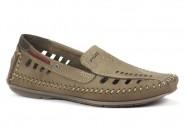 Sapato Pegada Mocassim Ipe-Chocolate 8922-03