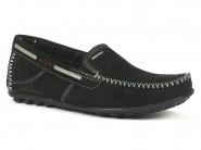 Sapato Pegada Mocassim Preto 40104.10