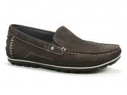 Sapato Pegada Mocassim Chocolate 40305