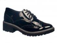 Sapato Quiz Oxford Preto 45-54804