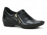 Sapato Usaflex  Preto H9646/43