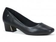 Sapato Usaflex Preto S6501.62
