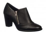 Sapato Usaflex Preto X5804/02