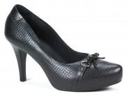 Sapato Usaflex Preto J5066.01