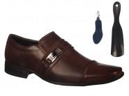 Sapato Valecci Brown 73055