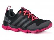 Tenis Adidas Running Preto Chumbo Pink GSG9 TR B33765