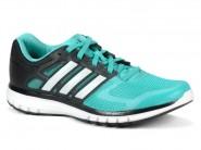 Tenis Adidas Running Verde Preto DURAMO B33806